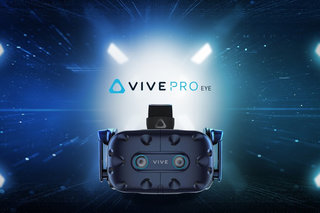 HTC Vive Pro Eye is a new virtual reality headset with integrated eye tracking