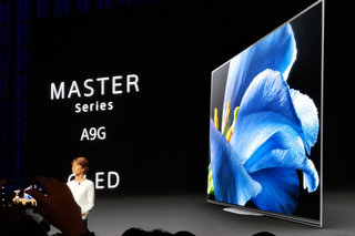 Sony debuts Bravia Master Series 8K LCD TVs and OLED 4K TVs in full 2019 refresh