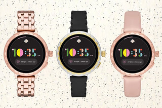 Kate Spade Scallop Smartwatch 2 adopts Wear OS and matches face to your outfit