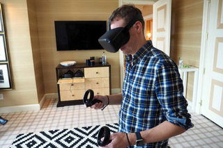 Oculus Quest initial review Cable and PC-free VR gaming image 2