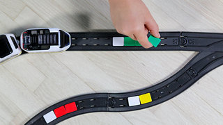 The Intelino smart coding train brings new life to your wooden train set image 2