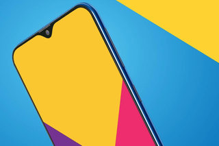 Samsung teases launch of Galaxy M phone series with teardrop display