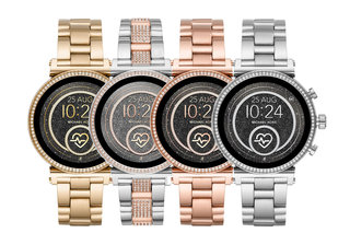 Michael Kors Access Sofie 2.0 gets fitness smarts and even more glam