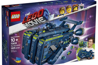 Lego reveals another 1800 piece set from Lego Movie 2 image 2