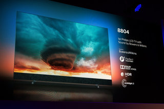 Philips extends Bowers & Wilkins partnership to LCD with the Philips 8804 TV