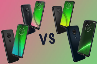 Motorola Moto G7 series compared: Plus vs Play vs Power
