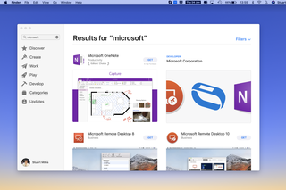 Microsoft Office 365 apps are now on the Mac App Store for the