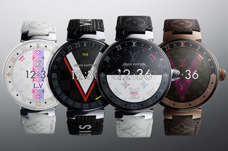 7d206c609cb6 Louis Vuitton expands Tambour Horizon smartwatch collection, yours from  £2,125