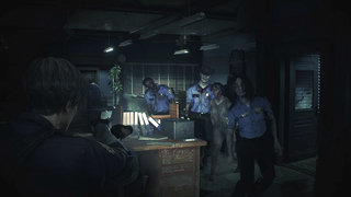 Resident Evil 2 review image 5
