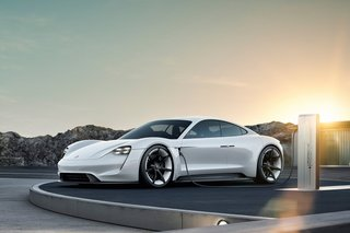 Porsche offering three years of free EV charging