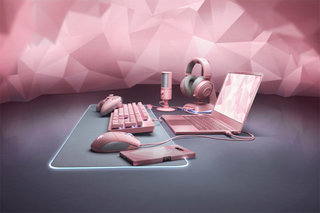 Razer's Quartz Pink gaming PC range is either great or horribly offensive