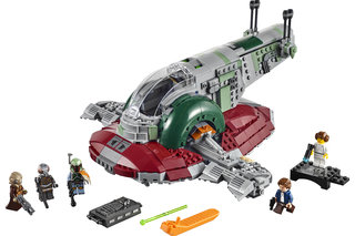 These are Legos 20th anniversary Star Wars sets image 1