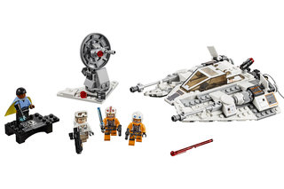 These are Legos 20th anniversary Star Wars sets image 3