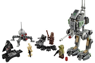 These are Legos 20th anniversary Star Wars sets image 4