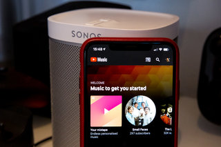 YouTube Music comes to Sonos, play tracks on any Sonos speaker