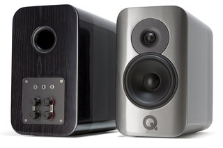 Q Acoustics offers a more interior-friendly version of its flagship loudspeaker image 2