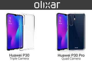 Huawei P30 Pro Render Shows Bonkers Camera On The Rear image 2