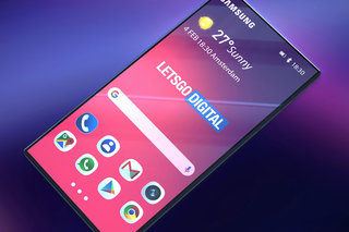 These gorgeous Galaxy F renders are based on Samsungs own leaked video image 2