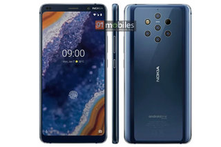 Nokia 9 pictured in detail ahead of upcoming launch