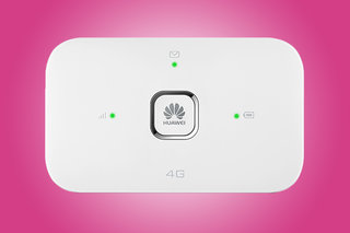 4G MiFi with unlimited data and free roaming costs just £22/m