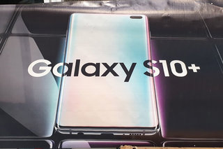 This Samsung Galaxy S10+ image reveals the phone will retain one key feature