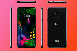 Now this really is the LG G8 ThinQ in all it's glory
