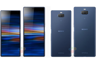 Sony's incoming XA3 mid-ranger will actually be announced as the Xperia 10