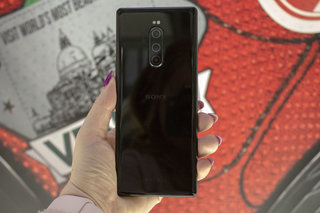Sony Xperia 1 preview Standing tall image 1
