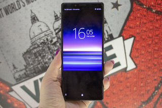 Sony Xperia 1 preview Standing tall image 2
