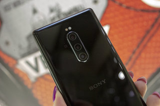 Sony Xperia 1 preview Standing tall image 3