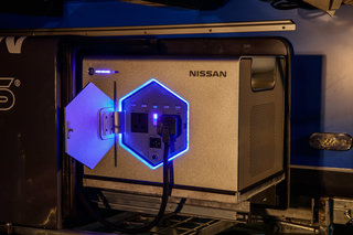 Nissan x Opus camper plus whole week EV battery equals glamping made easy image 4