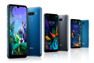 LG intros three new mid-range phones - the Q60, K50 and K40