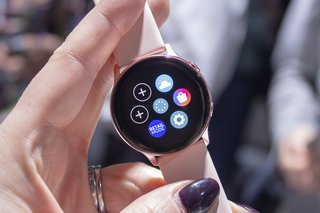 Samsung Galaxy Watch Active initial review Slim sporty lightweight image 13
