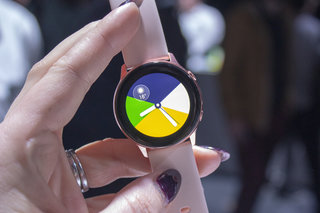 Samsung Galaxy Watch Active initial review Slim sporty lightweight image 4