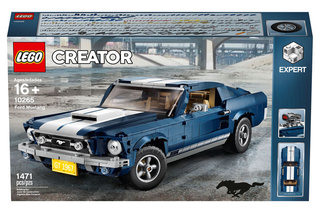 Now Legos Creator Expert series gives us a super Ford Mustang image 5