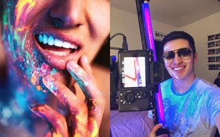 Behind The Scenes Of Instagram This Artist Shows Us What Goes Into Beautiful Snaps image 20