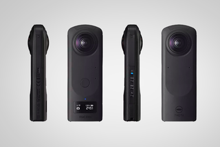 Ricoh's new Z1 360 camera gives the Theta line a much-needed optics jolt