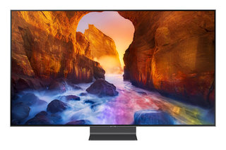 Samsung Q90 TV review image 3