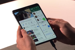 We'll get a closer look at Samsung's Galaxy Fold in early April