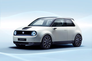 Honda e Prototype electric car to debut at Geneva Motor Show, will go into production this year