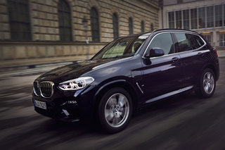 BMW X3 xDrive30e adds another attractive plug-in hybrid to the compact SUV segment