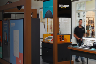 Amazon is shutting down its pop-ups but still has grand physical store plans
