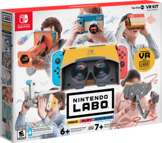 VR comes to Nintendo Switch image 2