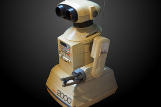 18 of the best and most iconic real world robots from the 1980s image 13