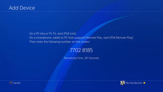 PS4 Remote Play console screens image 3