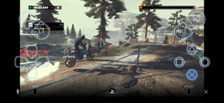 PS4 Remote Play iPhone screens image 5