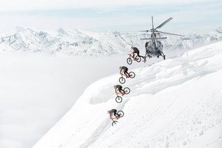 Amazing sequence photos make extreme sports look even more awesome