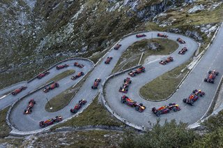 Incredible Red Bull sequence photos show off athlete's skills in an amazing new light