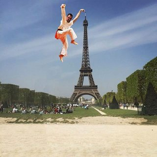Celebrate 130 years since the Inauguration of the Eiffel Tower with hilarious Photoshoppings image 19