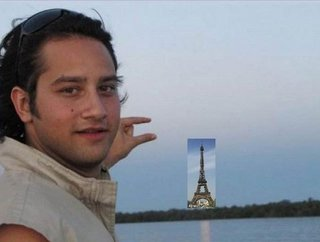 Celebrate 130 years since the Inauguration of the Eiffel Tower with hilarious Photoshoppings image 5